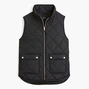 Jcrew Excursion Quilted Vest